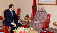 SM le Roi nomme Abdelhamid Addou, PDG de la Compagnie Royal Air Maroc