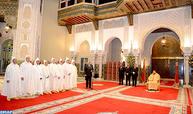 SM le Roi reçoit à Casablanca les nouveaux walis et gouverneurs nommés au niveau des administrations territoriale et centrale