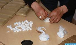 Casablanca : 2,325 kg de cocaïne extraits des intestins d'un ressortissant congolais (DGSN)
