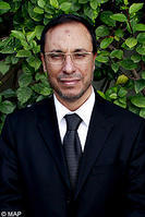 M. Abdelkader Amara, ministre de l'Equipement, du Transport, de la Logistique et de l'Eau