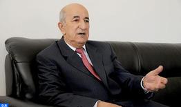 Algérie: Abdelmadjid Tebboune, nouveau Premier ministre
