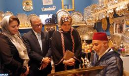 Festival Cheikh Zayed du Patrimoine : Le pavillon marocain reflète toute la profondeur civilisationnelle du Royaume (Mme El Moussali)