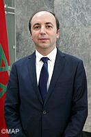 M. Anas Doukkali, ministre de la Santé