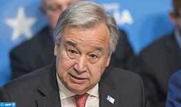 """Le Secrétaire général de l'ONU """"horrifié"""" par les traitements inhumains des migrants en Libye"""