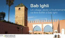 COP22: Livraison de 98 pc du village de Bab Ighli (comité de pilotage)