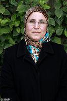 Mme Bassima El Hakkaoui, ministre de la Famille, de la Solidarité, de l'Egalité et du Développement social