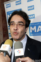 Biographie de M. Abdelkrim Benatiq, ministre délégué auprès du ministre des Affaires étrangères, chargé des Marocains résidant à l'étranger et des Affaires de la migration