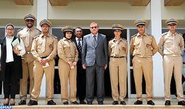 Les équipes de contrôleurs routiers du ministère de l'équipement se renforcent par de nouveaux cadres