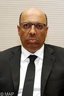 M. Noureddine Boutayeb, ministre délégué auprès du ministre de l'Intérieur