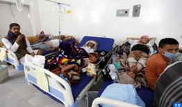 Avec 200.000 cas, le Yémen est touché par la plus grave épidémie de choléra au monde, selon l'ONU