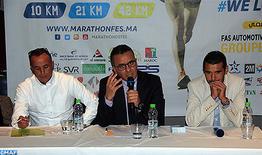 Fès abrite le 7 janvier prochain son premier marathon international (organisateurs)