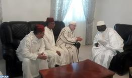 Sénégal : une forte délégation marocaine célèbre le Gamou (Aïd Al Mawlid) aux côtés des Tijanes à Tivaouane