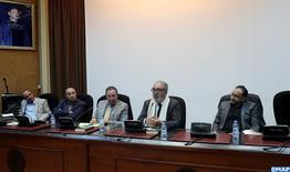 """Quatre universitaires font une lecture plurielle de l'ouvrage """"Le Maroc face au printemps arabe"""" de Khalil Hachimi Idrissi"""