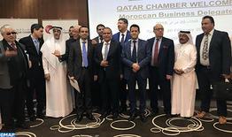 La promotion de l'investissement, des échanges et des partenariats, au cœur d'une rencontre entre hommes d'affaires marocains et qataris à Doha