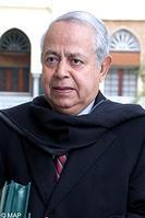 M. Driss Dahak, secrétaire général du gouvernement