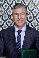 M. El Houcine Louardi, ministre de la Santé