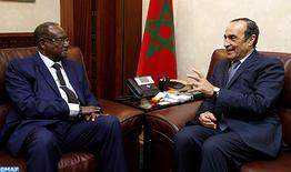 Le doyen du corps diplomatique africain au Maroc salue le leadership de SM le Roi en faveur de l'unification du continent et la défense de ses intérêts