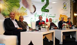 Les perspectives de développement de l'agriculture durable en débat à Fès