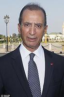 M. Mohamed Hassad, ministre de l'Intérieur