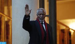 Décès de l'ancien Secrétaire général des Nations-Unies Kofi Annan (ONU)