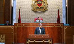 La Chambre des conseillers adopte à l'unanimité le projet de loi relatif à l'organisation générale et au statut des Forces auxiliaires