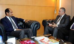 Les moyens de renforcer la coopération bilatérale au centre d'entretiens entre le DG de l'AMCI et son homologue palestinien