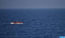 La Marine Royale a assisté 71 personnes d'origine subsaharienne candidates à la migration clandestine au large de Tanger