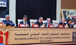 Ouverture à Marrakech des travaux du 61è Congrès de l'Union internationale des magistrats