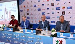 Meeting international Mohammed VI d'athlétisme: L'élite mondiale au rendez-vous de la 11è édition, El Bakkali et Iguider, protagonistes de la liste marocaine (organisateurs)