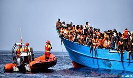 Près de 570 migrants secourus au large des côtes espagnoles