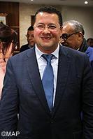 M. Mohamed El Gharass, secrétaire d'Etat chargé de la formation professionnelle