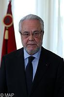 M. Mohamed El Hajjoui, Secrétaire général du gouvernement