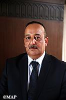 M. Mohamed Laaraj, ministre de la Culture et de la Communication