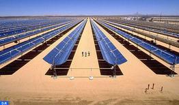 """La Centrale solaire ''Noor Ouarzazate"""" remporte le prix """"2017 Africa Development Impact"""" en Inde"""