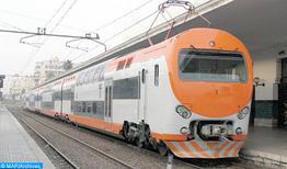 ONCF: Travaux sur les axes Casablanca-Marrakech et Casablanca-Kenitra les 25 et 26 novembre