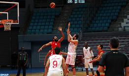 Eliminatoires Afrobasket-2017 (Zone I/ retour): le Maroc en phase finale aux dépens de l'Algérie (77/71)