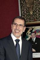 M. Saad-Eddine El Othmani, chef du gouvernement