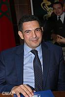 M. Saïd Amzazi, ministre de l'Éducation nationale, de la Formation professionnelle, de l'Enseignement supérieur et de la Recherche scientifique