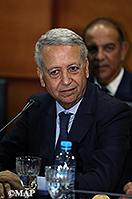 M. Mohamed Sajid, ministre du Tourisme, du Transport aérien, de l'Artisanat et de l'Economie sociale
