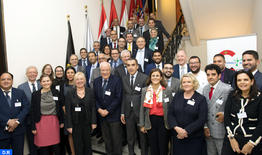 Les industries automobile et agroalimentaire marocaines, pôles d'attraction pour les investissements allemands (forum germano-marocain)