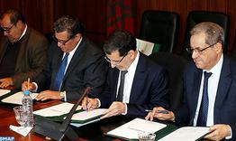 Les partis de la coalition gouvernementale signent à Rabat la Charte de la majorité, un cadre réglementaire pour une action commune