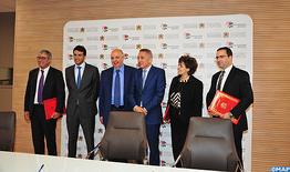 Présentation à Rabat du projet de refonte du système de contrôle à l'importation des produits industriels
