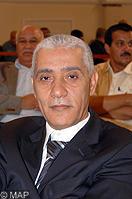 M. Rachid Talbi Alami, ministre de la Jeunesse et des sports