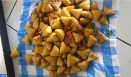 Tanger: Saisie de 10 kg de chira camouflés sous forme de .. ''Briouates''