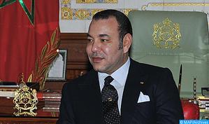SM le Roi reçoit à Fès une délégation des présidents de la XXVème Assemblée régionale Afrique de l'Assemblée Parlementaire de la Francophonie