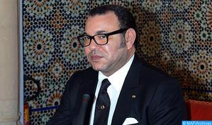 SM le Roi adresse un message aux participants au premier Sommet Humanitaire Mondial
