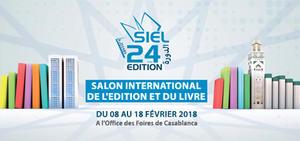 Salon International de l'Edition et du Livre de Casablanca 2018