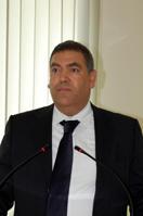 M. Abdelouafi Laftit, ministre de l'Intérieur