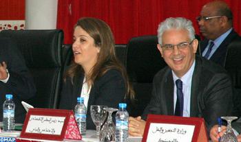 Région Laâyoune-Sakia El Hamra : Une grande partie des projets liés au secteur de l'eau sont à un stade avancé de réalisation (Mme Afilal)