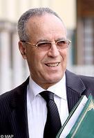 M. Ahmed Toufiq, ministre des Habous et des Affaires islamiques